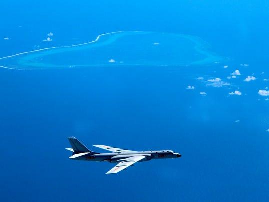 AP CHINA SOUTH CHINA SEA I FILE CHN