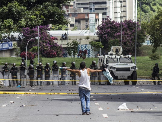 EPA VENEZUELA CRISIS POL CITIZENS INITIATIVE & RECALL VEN DC