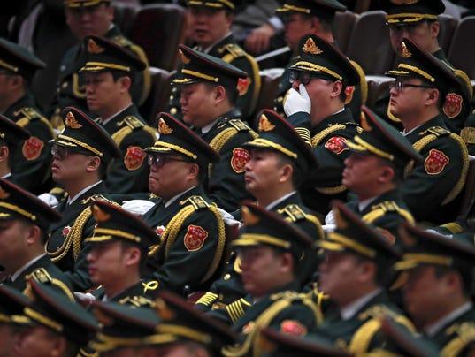AP APTOPIX CHINA POLITICS I CHN