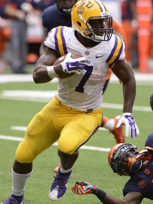 NCAA Football: Louisiana State at Syracuse