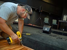 PHOTOS: Cluggy's to get events center