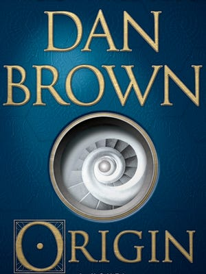 'Origin' by Dan Brown