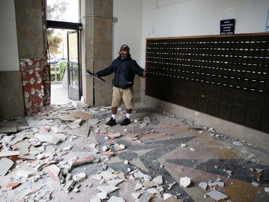 California Earthquake (3)