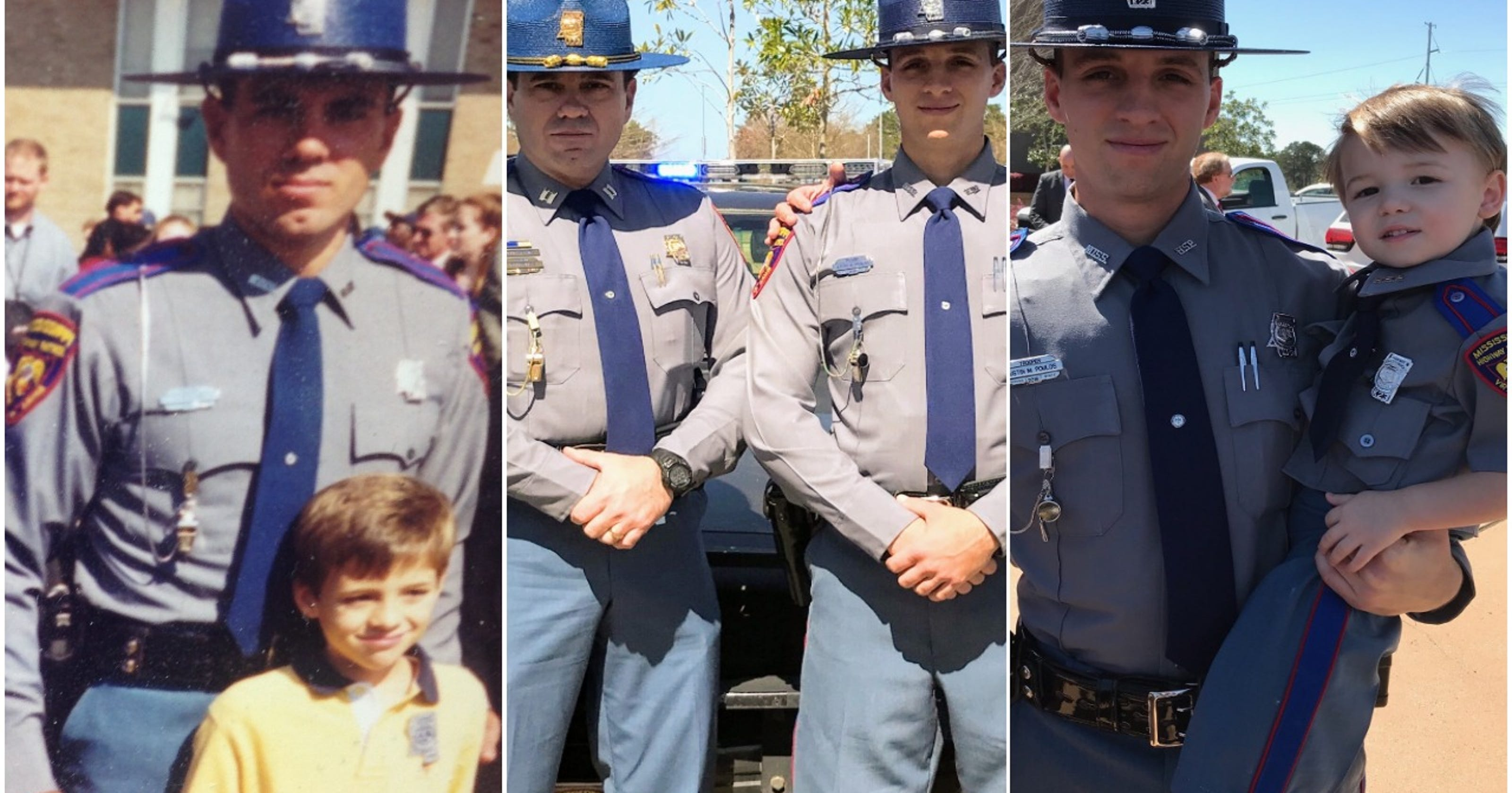Mississippi Highway Patrol legacy passed down from generation to