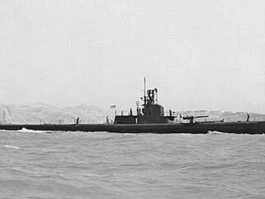 World War II submarine the USS Wahoo.