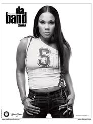 Sara Stokes made P. Diddy's band. Her group, Da Band,