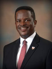Louis Johnson, a candidate in a Nov. 18 election for