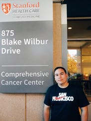 Chris Betancourt was diagnosed with terminal cancer,