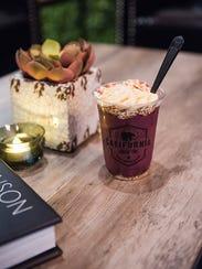 California Cold Co blends chocolate hemp milk and peanut