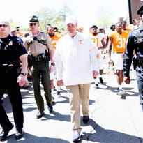Vols football: 5 things we learned in Jeremy Pruitt's first spring
