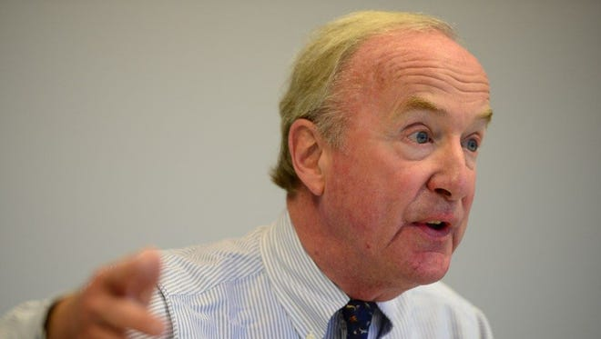 Rep. Rodney Frelinghuysen, R-N.J., announced Monday, Jan. 29, 2018, that he will retire rather than seek re-election.