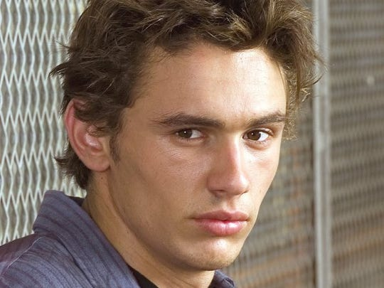 """James Franco in the television show """"Freaks and Geeks."""""""