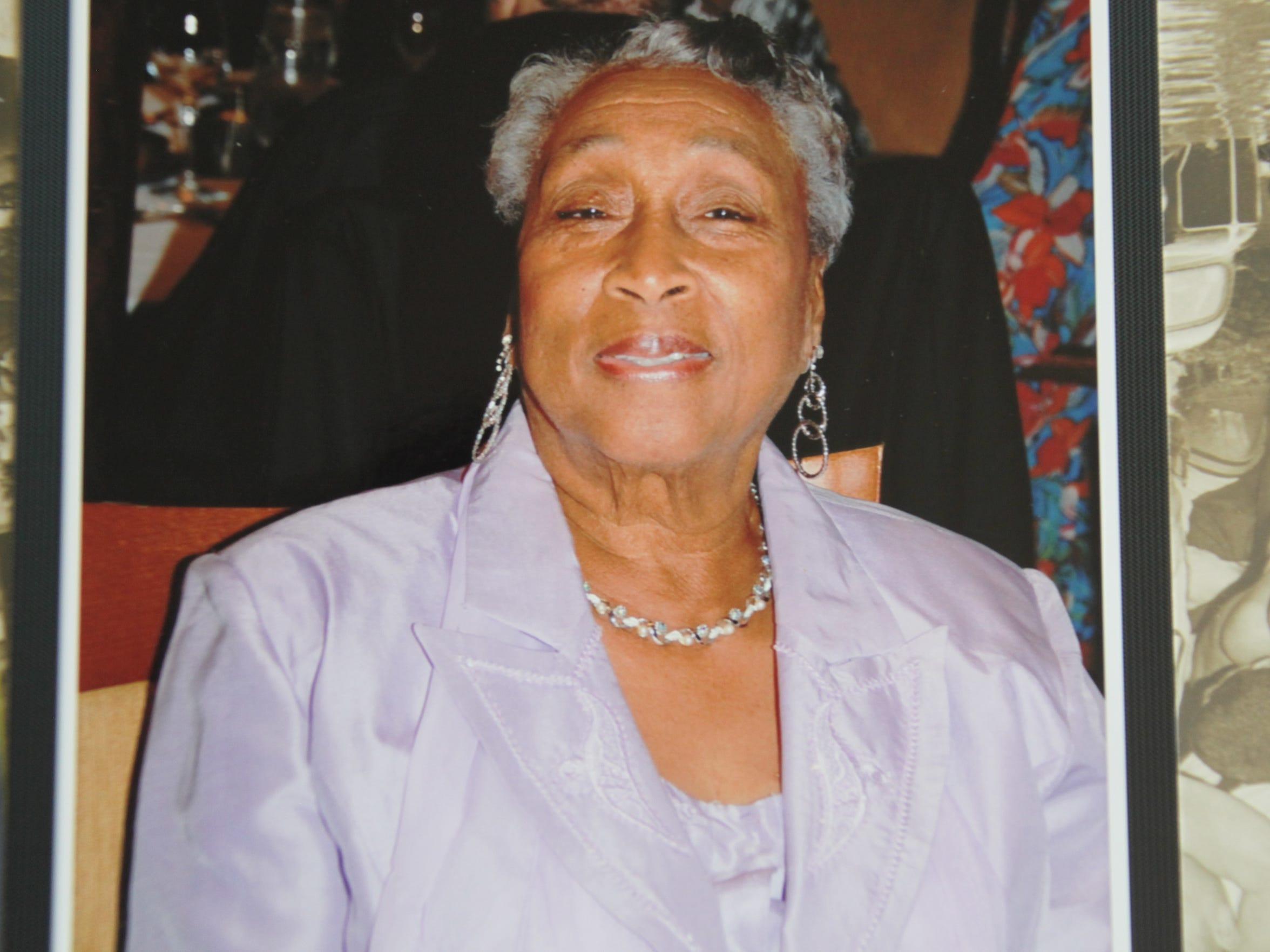 Helen Becks, 87, was secretary of the Montgomery Park