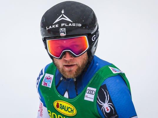 Alpine Skiing: Lake Louise FIS  World Cup Skiing - Men's Super G