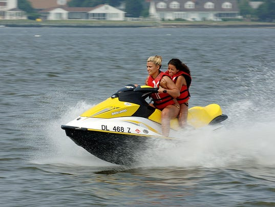 Dewey Beach Jet Skis The Best Beaches In World