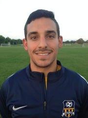Khalid Suleiman is new girls soccer coach at Westland John Glenn.