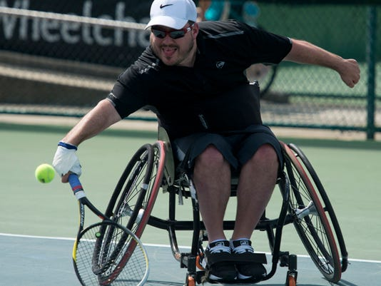 2015 Wheelchair Tennis