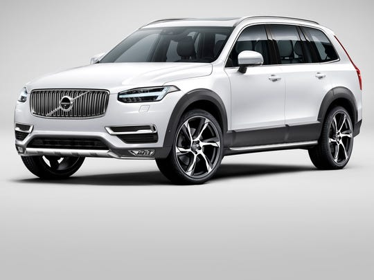 Volvo Has Hopes For The Xc90 Suv