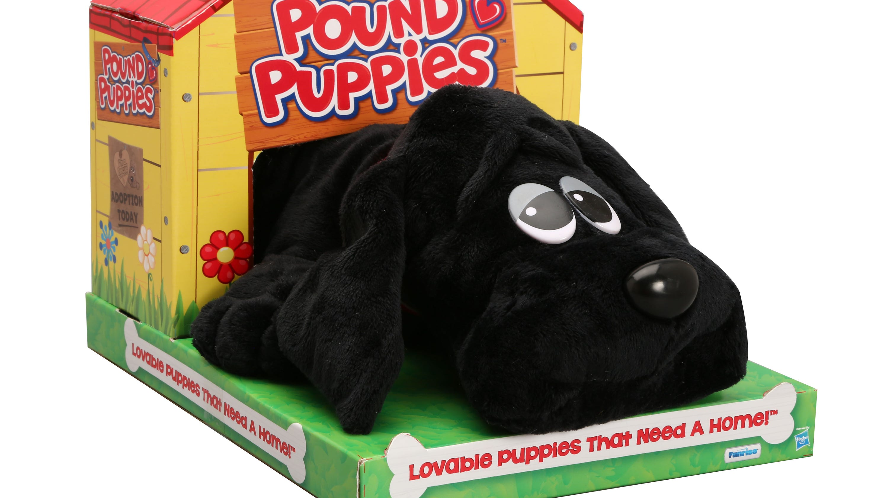 Pound Puppies The 80s pooches make a eback