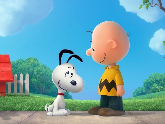 'Peanuts' Pic 2