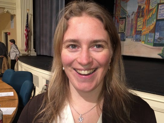New on the council: Sara Giannoni, P-Ward 3