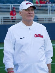 Dave Wommack retired as Ole Miss' defensive coordinator