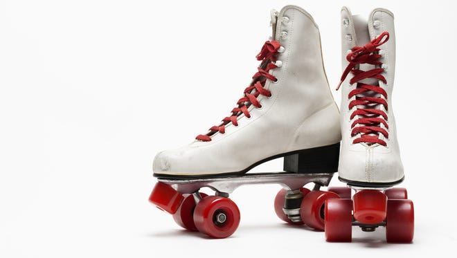Brentwood Skate Center hosts a Glow Skate Friday night.
