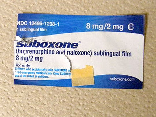 A package of Suboxone, that also goes by the brand name buprenorphine — a sublingual film that's is easy to take or conceal. Two Vermont women are suspected of illegally possessing 100 films while driving on a New York highway.