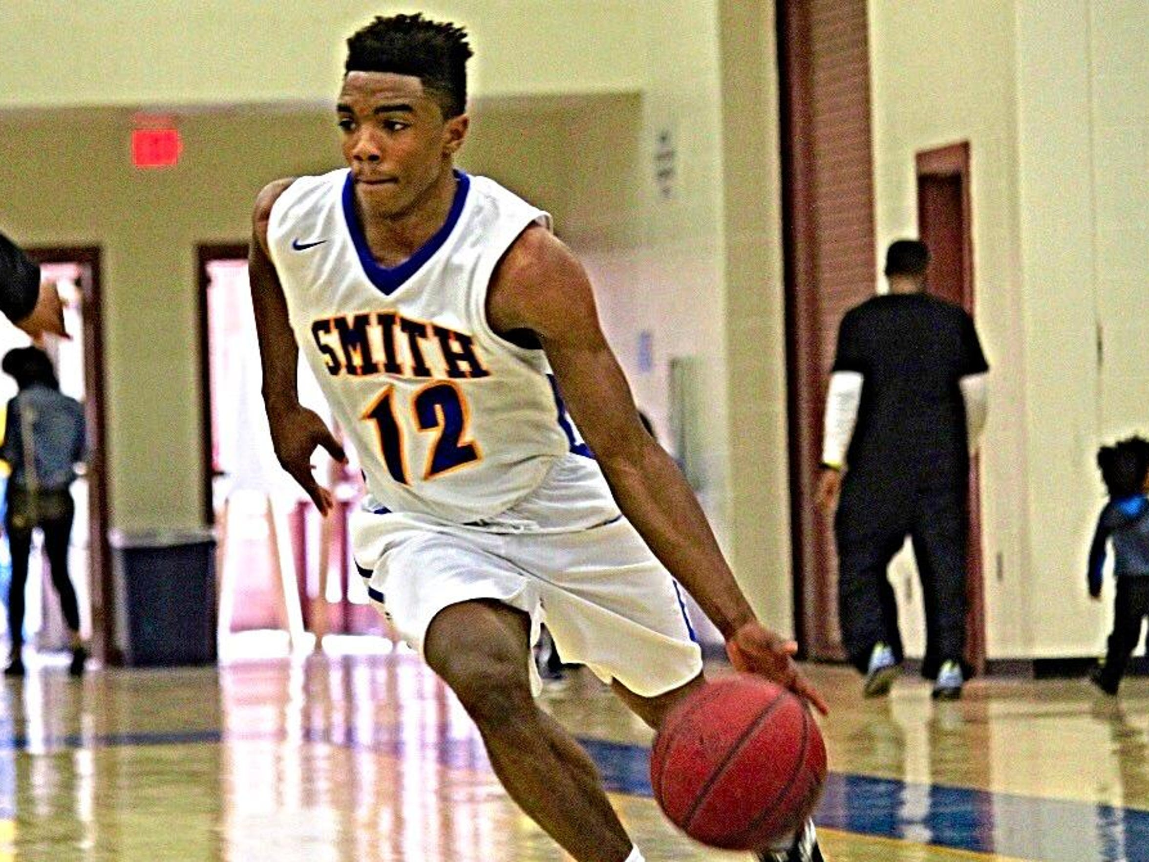 Incoming Grambling point guard Nigel Ribeiro will compete