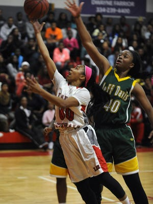 Jeff Davis' Jasmine Walker and Lee's Tykeria Williams return for their senior seasons. Williams is already Lee's all-time leading scorer, while Walker is one of the nation's top high school seniors.