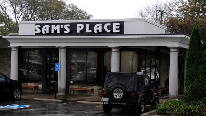 Sam's Place Belle Meade opened this month at 6051 Highway 100.