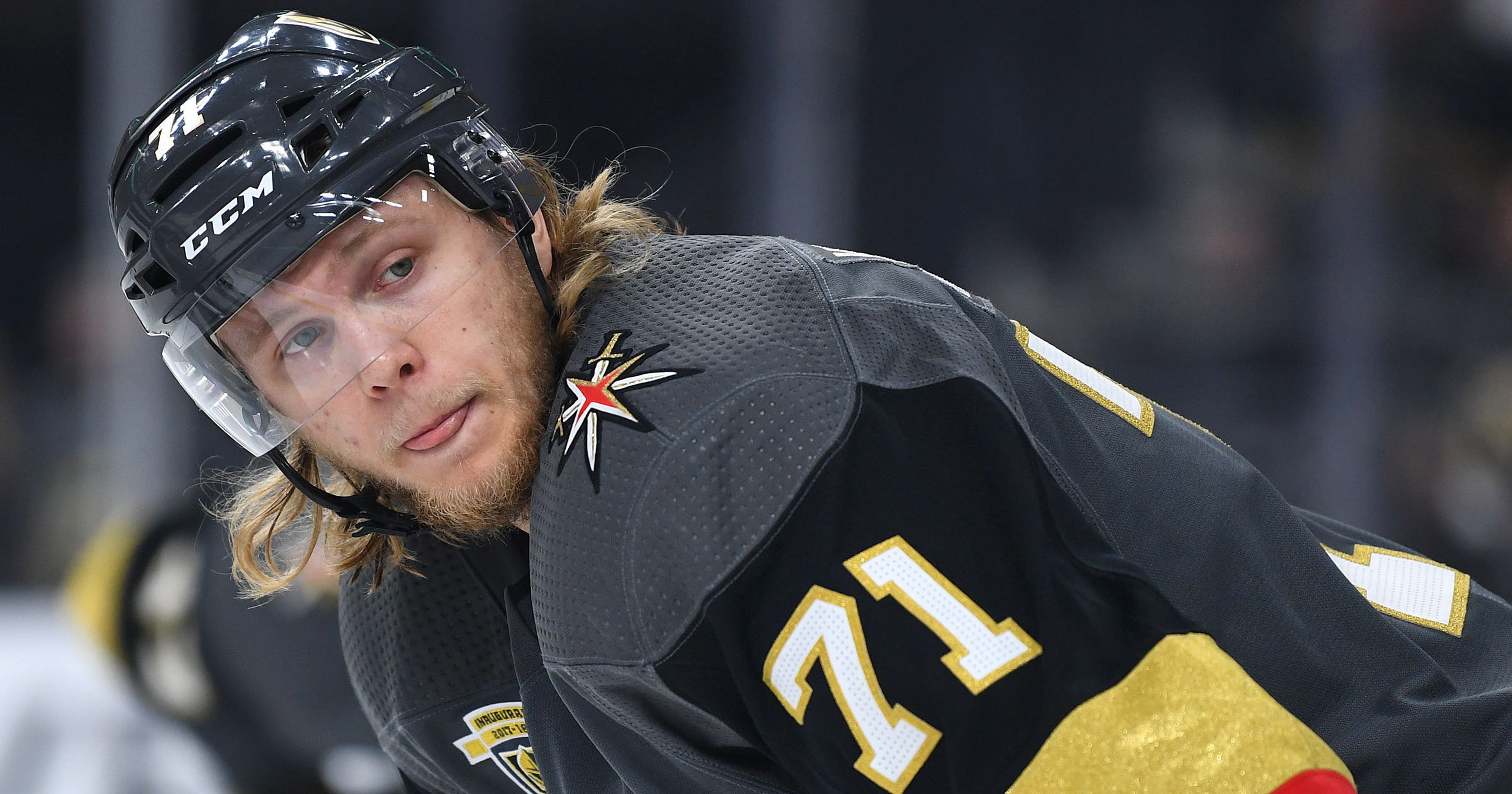 Golden Knights sign William Karlsson to one-year e173ccf1b