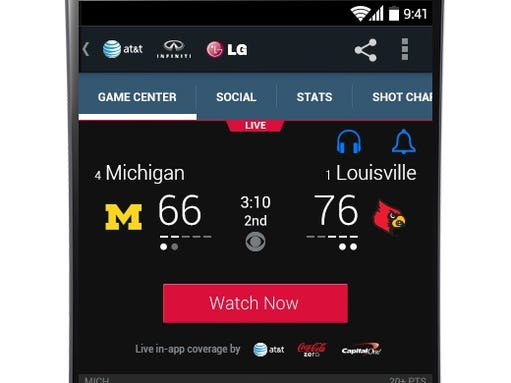 online can ncaa todays games
