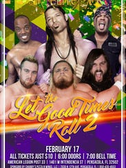 The 'Let The Good Times Roll 2' show is on Saturday,
