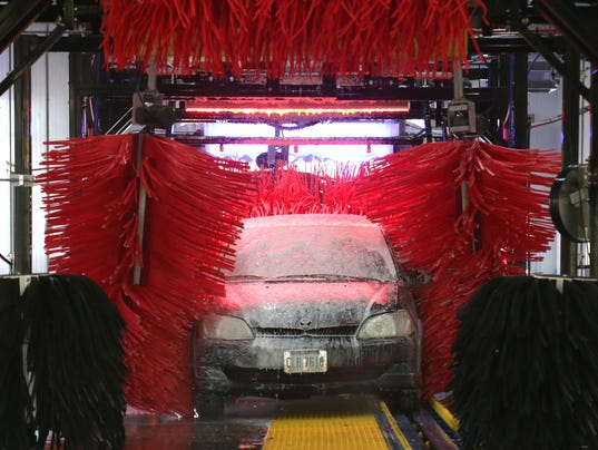 New high tech car wash opening in ontario 636150055258882097 1117 carwash 001g solutioingenieria Image collections