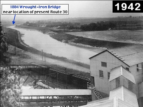 An Army Corps of Engineers photo, dated September 4,