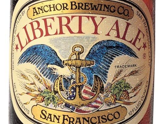 Anchor Brewing's Liberty Ale