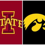 Iowa State and Iowa missed out on the NCAA finals Saturday.
