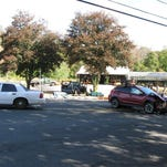 Three people were injured following a motor vehicle accident at the intersection of routes 512/517 in Tewksbury.
