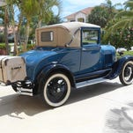 Classic Reflections Car Club will host the 2nd annual Memorial Day weekend car show