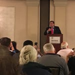 WATCH: Christie scolds Republicans not supporting Trump
