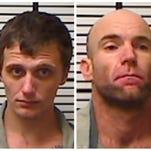 2 men face gun charges in Jones County