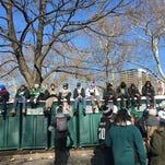 Who will pay for Eagles' championship parade?