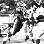 James Folston's career mark of 27 sacks from 1990-1993 is still a ULM record. The defensive end was inducted into the ULM Hall of Fame in 2010.