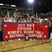 FHU returning home as national champions today