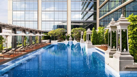 The St. Regis Bangkok is a new addition to the Forbes