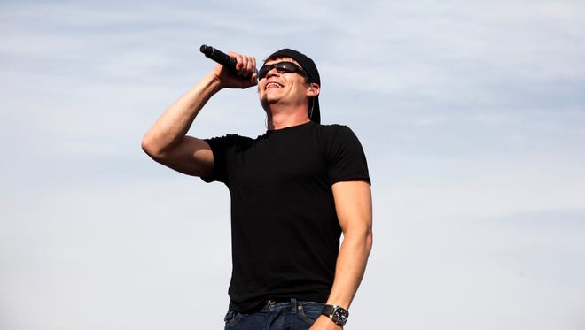 3 Doors Down lead singer Brad Arnold