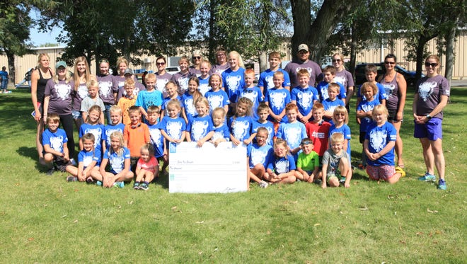 No Kid Hungry of Montana was awarded a $10,000 Community Impact Grant from New York Life.