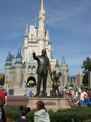 Budget? What budget? With a royal castle as an con, Disney World isn't exactly the kind of place where families scrimp on vacation.
