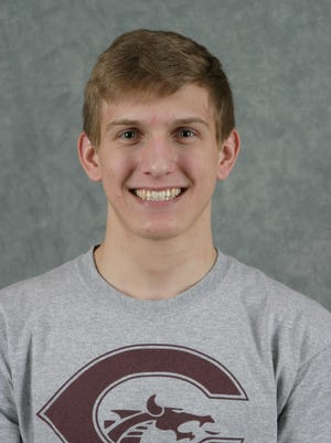 Joshua Walsh, Collierville swimming